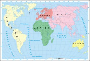 What Are the 5 Continents