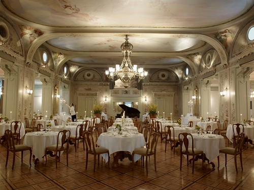 Grand Restaurant totale by Grand Hotel Kronenhof.