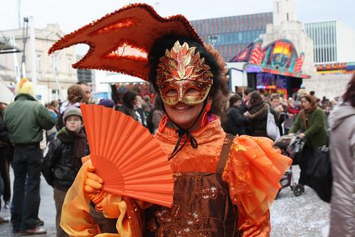 Carnavalstoet 2009