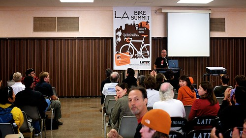 LA Bike Summit Closing, Joe Linton, Urban And Environmental Policy Institute