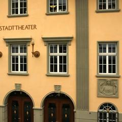 Stadttheater Neubau 1926