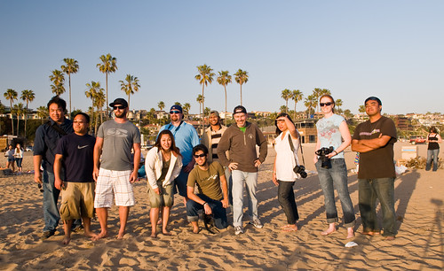 flickr people at corona del mar state beach