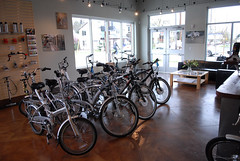 The eBike Store on opening day-102