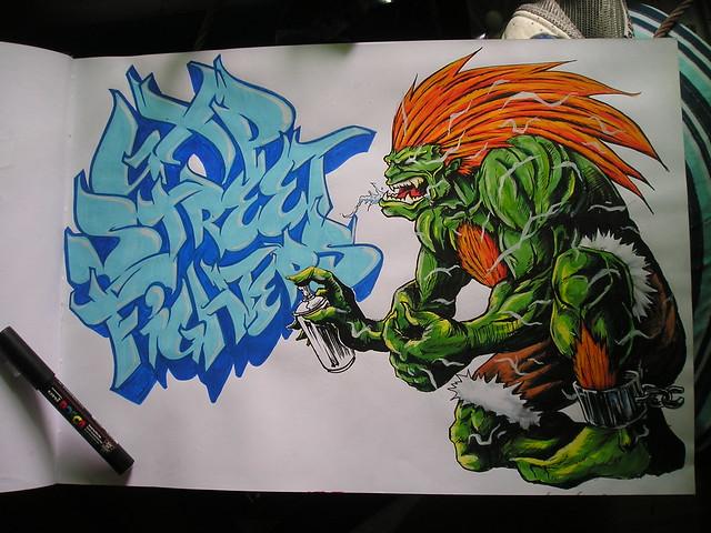GXP street fighters
