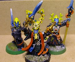 Eldar Seers by Xadhoom, on Flickr