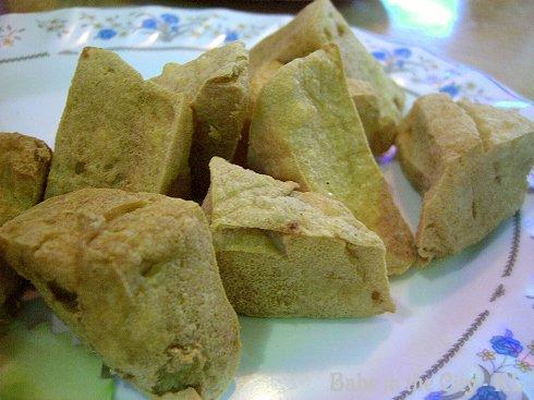 JT - Fried Tofu (RM8)