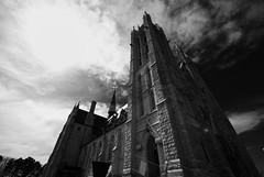 Our Lady IR (Davey S) Tags: ontario ir guelph churchofourladyimmaculate