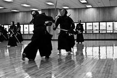 Kendo (summerrunner) Tags: portrait people bw reflection march spring nikon flickr taiwan adobe taipei kendo folks 2009  lightroom d80 11~16mm