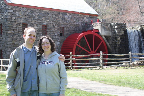 Ian and Val by Grist Mill-3