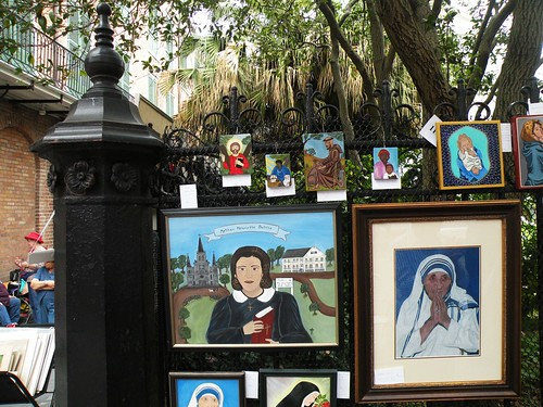 Holy Quarter Art