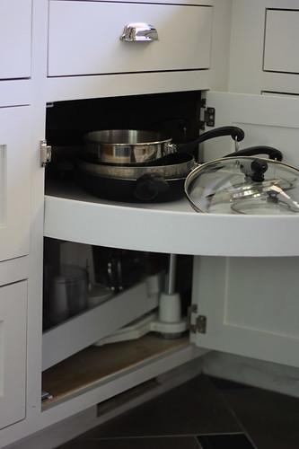 Corner Cabinet View