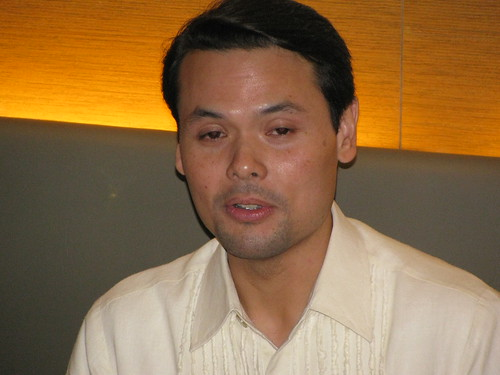 Sec. Ace Durano of DOT