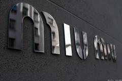 Miu Miu Effect (Karl Hab) Tags: paris st metal shine steel reflect rue effect 75001 miu honor