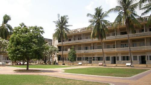 019.監獄博物館 (Tuol Sleng Museum)