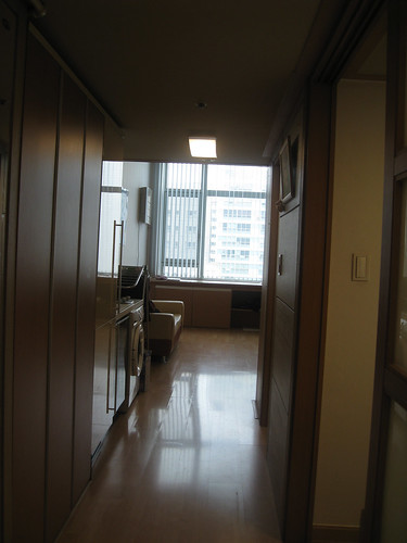 Our Apartment, Pyeongchon, Korea