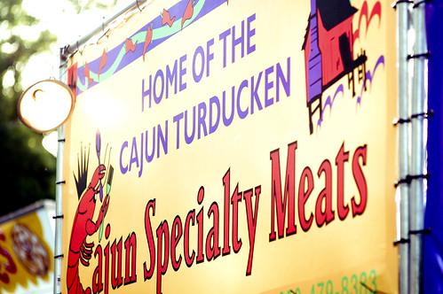 Home of the Cajun Turducken
