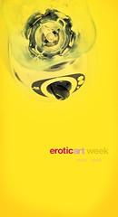 Erotic Art Week Poster Two