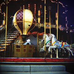 Merry-go-round. Paris, 2009