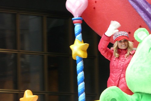 Macy's Thanksgiving Day Parade 2008