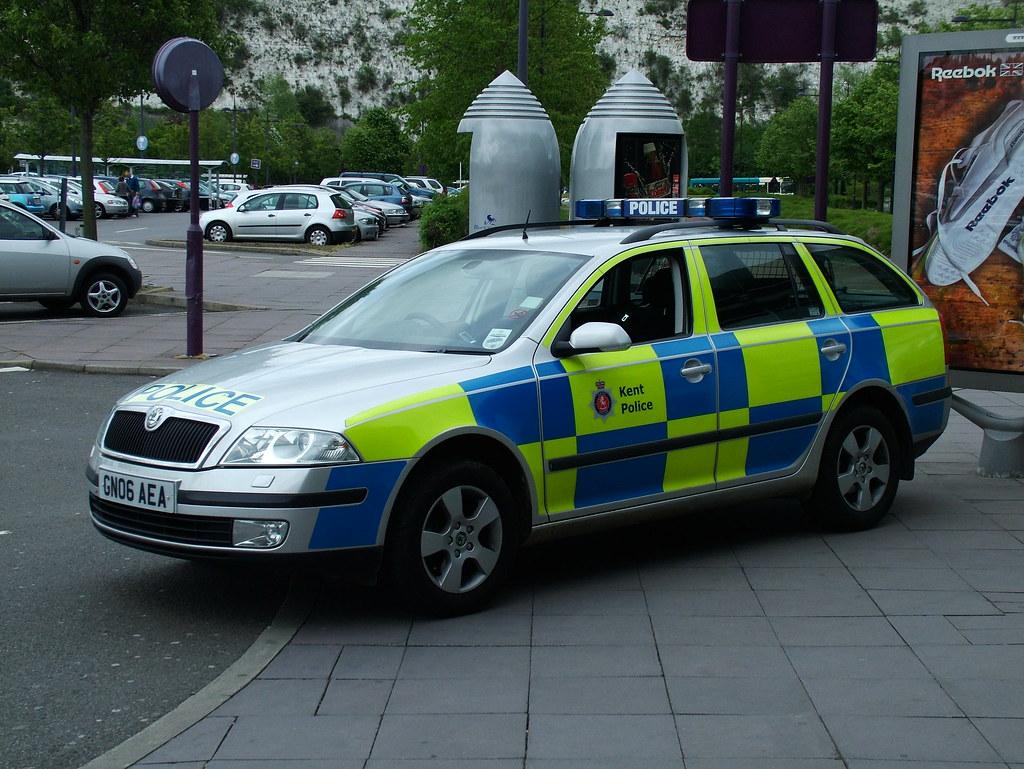 Kent Police Octavia