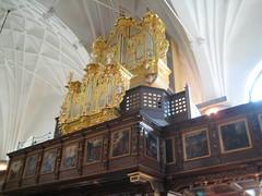 L'orgue weird de Tyska Kyrkan