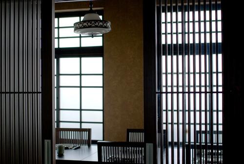 黑壁日式創意料亭