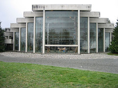 UBC Museum of Anthropology by Arthur Erickson (ouno design) Tags: house canada glass museum architecture modern vancouver concrete bc modernism canadian architect pacificnorthwest totempoles westcoast modernist arthurerickson ubcmuseumofanthropology vancouverite