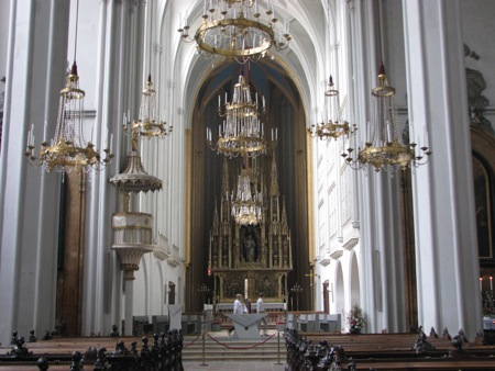 St. Augustine's Church, Vienna