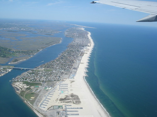 Rockaways from Air