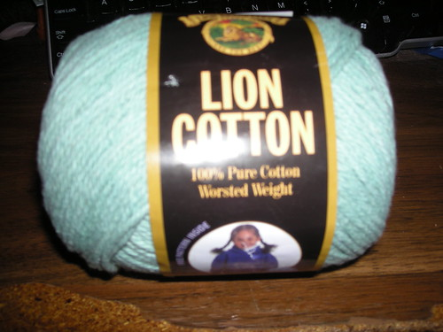 lion cotton