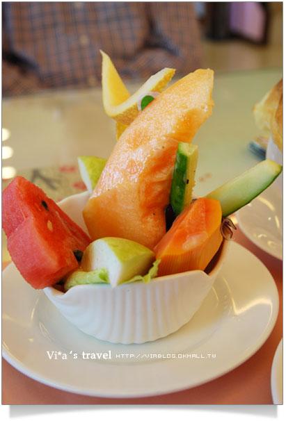 新社餐廳-桃李河畔森林咖啡