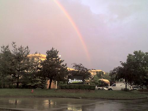 Palm Treo Radisson Rainbow