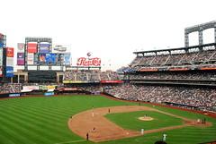 NY Mets Vs Pittsburgh Pirates At Citi Field - Flushing, NY 5 (glazaro) Tags: new york city usa ny field america major pittsburgh baseball stadium pirates united queens seats states fans players mets league mlb citi