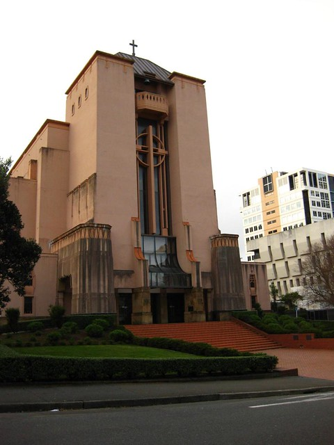 Wellington Cathedral by LabLab, on Flickr