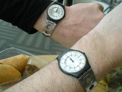 My watch found its twin!