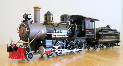 Bachmann g scale 460 formation