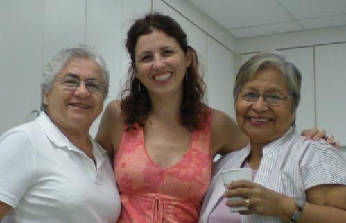 Gladys, Carmen, Juanita