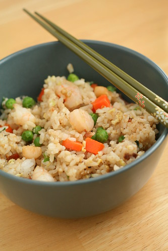 Seafood and XO Sauce Fried Rice