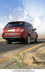 Today (Talal Al-Mtn) Tags: street red summer weather sport by canon way high shot desert time d rr rover super line land motor kuwait ok landrover today range rangerover rangeroversport charge v8 lr  v6 q8 285 290 lr3 rrs kwt khiran 450d canon450d rangesport  inkuwait talalalmtn   rangeroverinkuwait redrangerover bytalalalmtn alkhieran