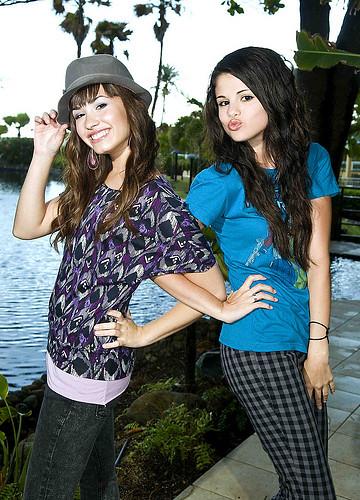 demi lovato and selena gomez. Demi Lovato, Selena Gomez