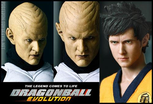 Dragonball Evolution 1/6 Goku & Lord Piccolo by ENTERBAY (WIP)