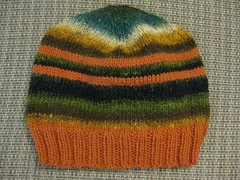 Finished Tuque