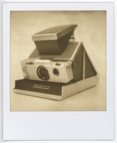 Polaroid Land Camera SX-70