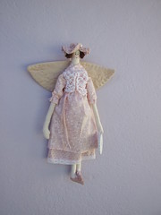 Juliete! (AP.CAVALARI / ANA PAULA) Tags: angel bonecas dolls fabric patchwork anjos tecido anjas fabricdolls anapaulacavalari bonecasdetecido apcavalari