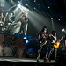 Eric Singer, Gene Simmons, Tommy Thayer, Paul Stanley, KISS, Wembley Arena May 2010