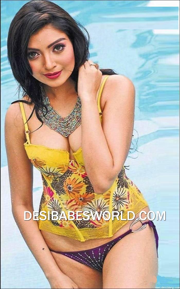 Sangeeta ghosh bikini