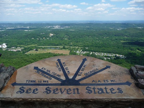 see 7 states.