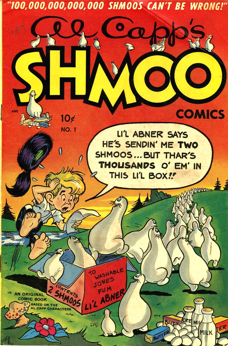 Shmoo Comics #1, 1949