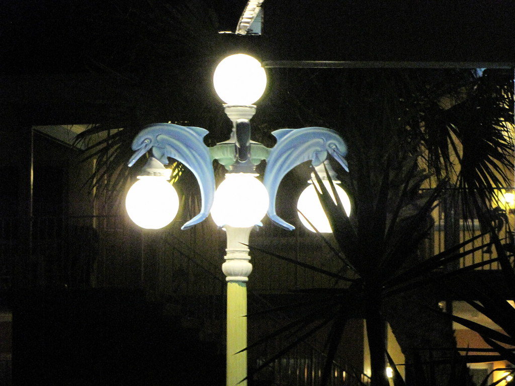 2010 - 05 - 21 - Dolphins Light Pole