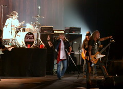 Lynyrd Skynyrd 2011 (blondiej916) Tags: county music white beer rock drums lights concert texas tour expo waco bell stadium top may guitars center system southern sound roll pianos drake 13th speakers crowds amps rebels belton zz skynyrd renegades lynyrd 2011 bandeleros